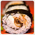 Unagi Philly Roll