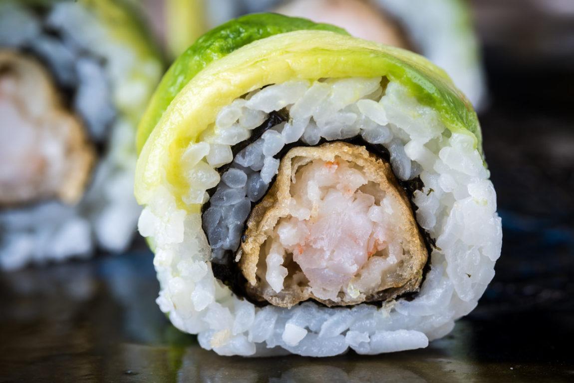 summer breeze sushi