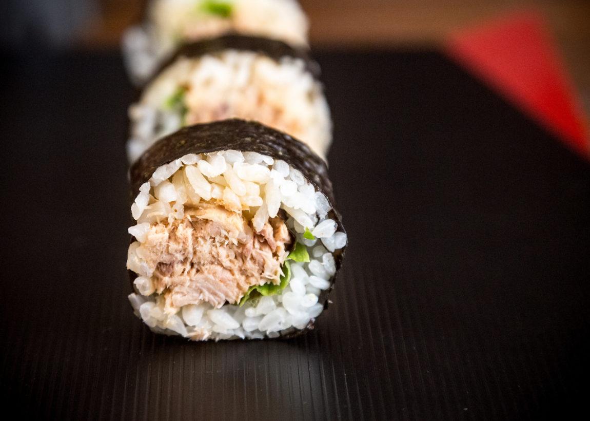 Spicy Tuna Salad Roll