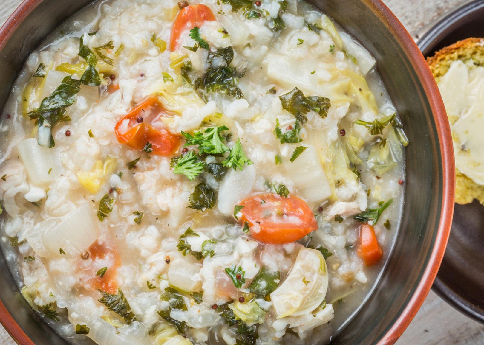 zambian spicy tilapia stew