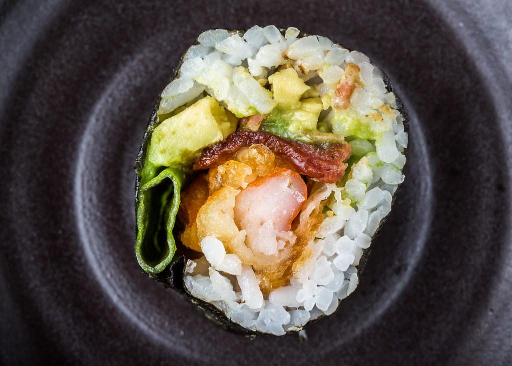 bacon crunchy shrimp