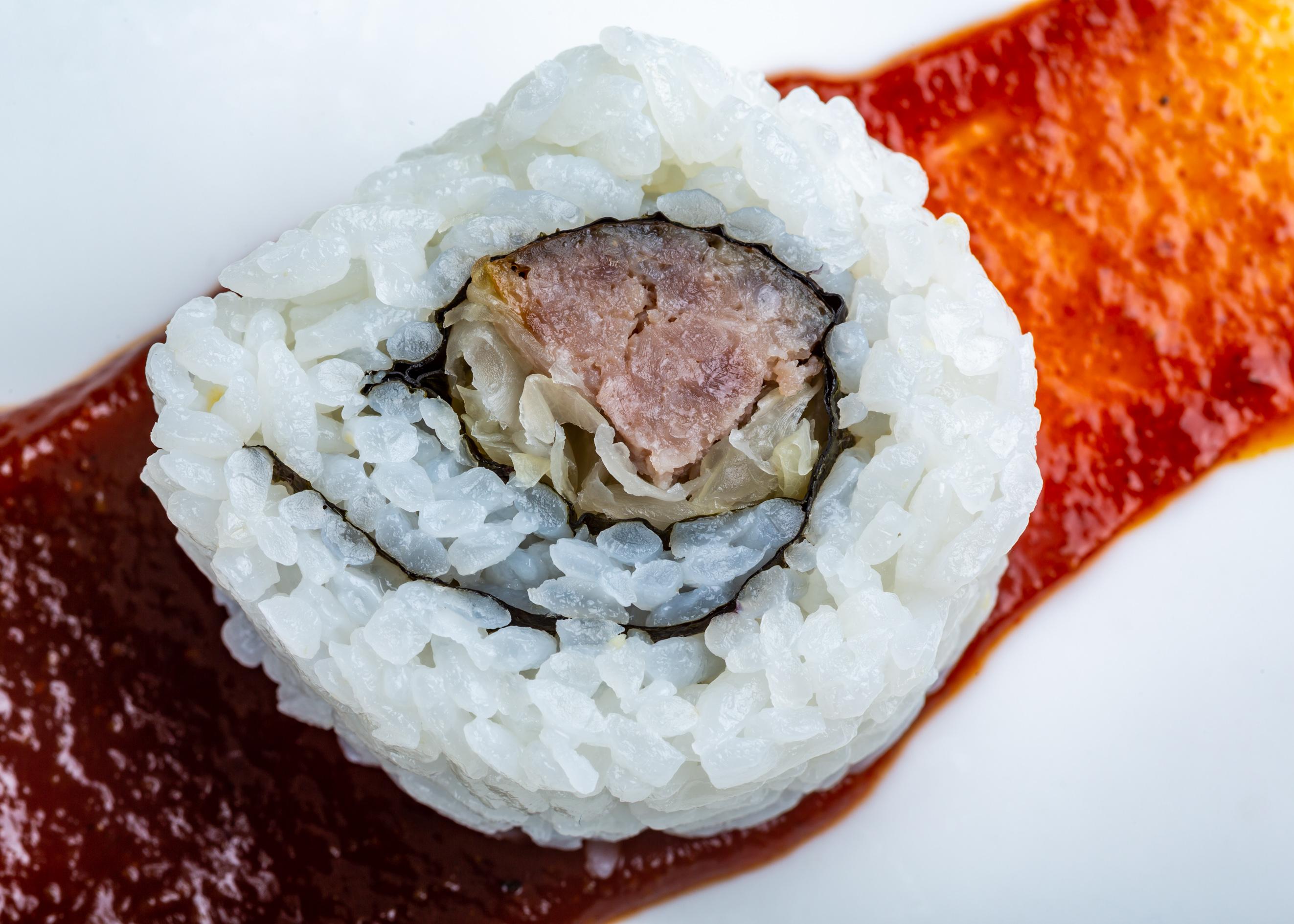currywurst sushi