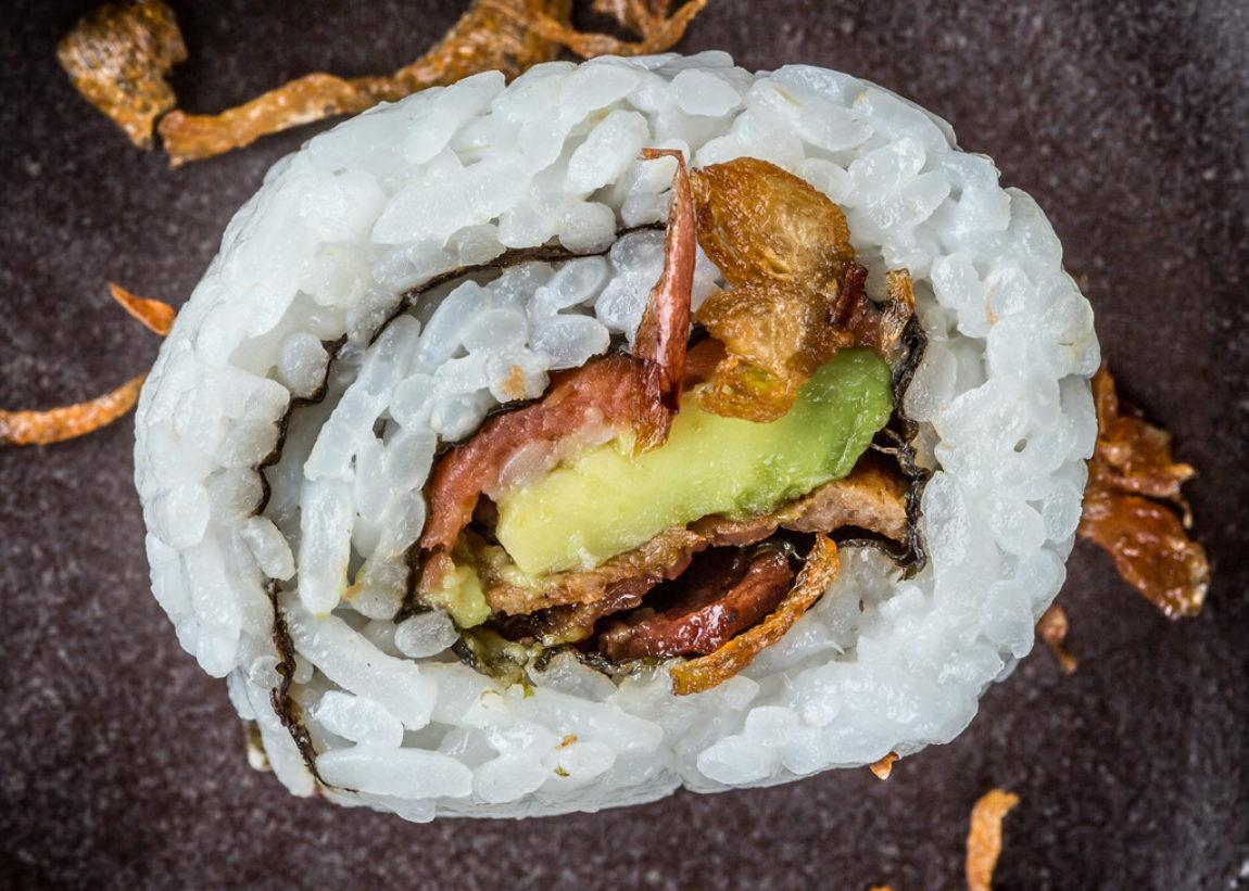 pacific ocean roll